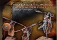 Avatars of War haben eine neue Miniatur veröffentlicht. Eine Amazone aus… Barbaria..