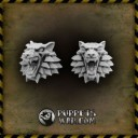 Puppets War_Iron Wolf Shoulder Pads type 'TERMOS' 1