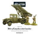 Warlord Games_Bolt Action BM-13 Katyusha rocket launcher 1