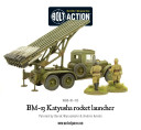 Warlord Games_Bolt Action BM-13 Katyusha rocket launcher 2