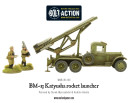 Warlord Games_Bolt Action BM-13 Katyusha rocket launcher 3