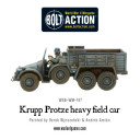 Warlord Games_Bolt Action Krupp Protze heavy field car 3