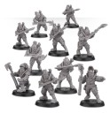 Forge World_Horus Heresy Solar Auxilia Veletaris Storm Section with Power Axes 2