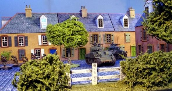 Sally 4th: Normandy Terrain Kickstarter – Brückenkopf-Online
