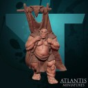 Atlantis Miniatures_Orc Bearer Preview