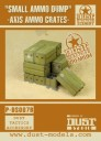 Dust Studios_Dust Tactics Small Axis Ammo Dump - Babylon Pattern 1