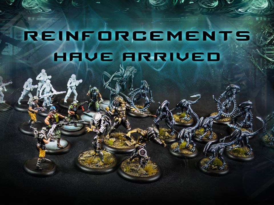 Play Aliens VS Predator, a free online game on Kongregate
