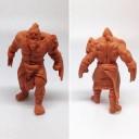 Atlantis Miniatures_Orc 3D Prints Preview 4