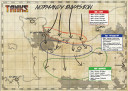 Battleftront Miniatures_Flames of War TANKS OP Campaign Map