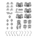 Forge World_Warhammer 40.000 Red Scorpions Vanguard Veteran Upgrade Set 1