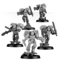 Forge World_Warhammer 40.000 Red Scorpions Vanguard Veteran Upgrade Set 2