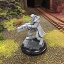 Outlaw Miniatures_Wild West Exodus Capt. William Carney Preview