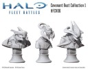 Spartan Games_Halo Fleet Battles Covenant Commanders & Heroes Collection 1