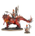 Games Workshop_Warhammer Age of Sigmar Fyreslayers Auric Runefather on Magmadroth 2
