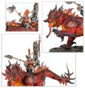 Games Workshop_Warhammer Age of Sigmar Fyreslayers Auric Runefather on Magmadroth 4