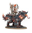 Games Workshop_Warhammer Age of Sigmar Fyreslayers Auric Runesmiter on Magmadroth 1