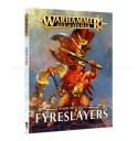 Games Workshop_Warhammer Age of Sigmar Fyreslayers Battletome Fyreslayers 1