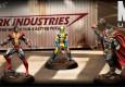 Nicht lang ist's her, da lud uns Laughing Jack zum Probespiel des Marvel Universe Miniature Games.