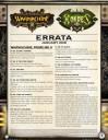 Privateer Press_Warmachine Errata Article 2