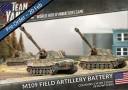Battlefront Minitatures_Flames of War Team Yankee M109 Field Artillery Battery 1