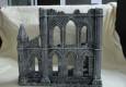 Gamemat zeigen WiP Bilder von ihrer Gothic Ruins Reihe  Pre-Painted Geländestücke aus Resin.