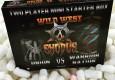 Outlaw Miniatures haben einen Mini-Starter für Wild West Exodus angekündigt.
