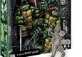 Ein neuer Kickstarter versucht ein Brettsiel zu den Teenage Mutant Ninja Turtles zu finanzieren.