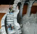 Frostgrave_Soldaten auf Treppe