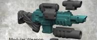 Bei Regiments werden nicht nur die Modelle modular sein sondern auch die Waffen wie man gestern bei Facebook erfuhr.