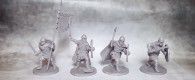 Für Historical Grognards und SAGA-Afficionados liefern wir heute ein besonderes Schmankerl: einen Review der Wikinger und Berserker von V&V Miniatures.