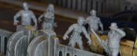 Am Samstag fand der Open Day bei Mantic Games statt, und die Besucher konnten einen Blick auf die Walking Dead Minis werfen. Zeit für unsere Bilder vom Besuch nach der Salute!