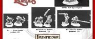 Reaper Miniatures zeigt auf Facebook die Neuheiten im Juni ihrer Metall Miniaturen.