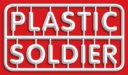 Plastic Soldier Company_Kickstarter PSC WW2 British 25 pounder artillery and tractor kit 1