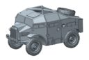 Plastic Soldier Company_Kickstarter PSC WW2 British 25 pounder artillery and tractor kit 9