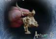Warploque Miniatures zeigen ein Preview Bild eines Hobgoblin Raider.