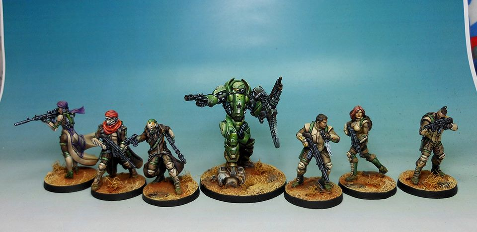 Infinity Operation Red Veil Preview Br 252 Ckenkopf Online