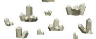Von Spellcrow kommen Resinkristalle für alle Lebenslagen.