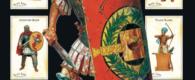 Warehouse Games und Warlord Games präsentieren das deutsche Hail Caesar Grundregelwerk.