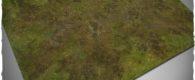 Deep Cut Studio haben eine neue Spielmatte in ihrem Sortiment. Mit Gras und Matsch.