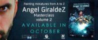 Wirklich neu ist die Information über ein weiteres Masterclass-Buch von Angel Giraldez ja nicht. Aber das wann wurde jetzt bekannt gegeben.