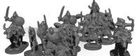 Menhir Games Miniatures präsentieren neue Preview Bilder ihrer Uyghur Orks Fraktion.