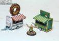 Multiverse Gaming veröffentlichen bald ein neues Set mit Fast Food Ständen.