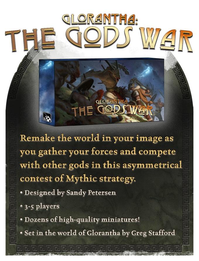 Godswar Online: The Gods War: Kickstarter Läuft