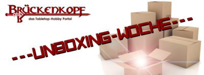 Banner Brückenkopf Unboxing Woche