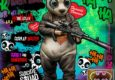 HAHAHAAAAaaaaaaaaa… Knight Models haben auf Facebook ein Foto von einem Schergen des Jokers, Pandaman, geteilt.