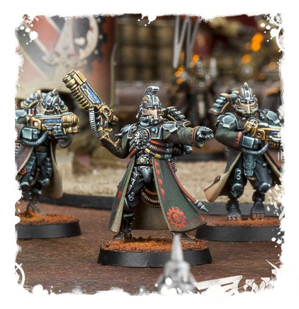 Forge World: Secutarii Titan Guard – Brückenkopf-Online com