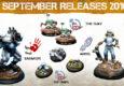 Happy Games Factory haben die September-Neuheiten im Webshop.