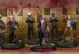Knight Models zeigen auf Facebook einen weiteren Suicide Squad Teaser: Die Joker Gang!