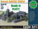 Castle Arts_Horyuji Temple Kickstarter 10