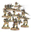 Games Workshop_Warhammer 40.000 Genestealer Cult Neophyte Hybrid Squad 1